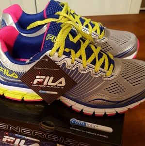 Fila Aspect Energized Running Sneakers Size 9 NWT